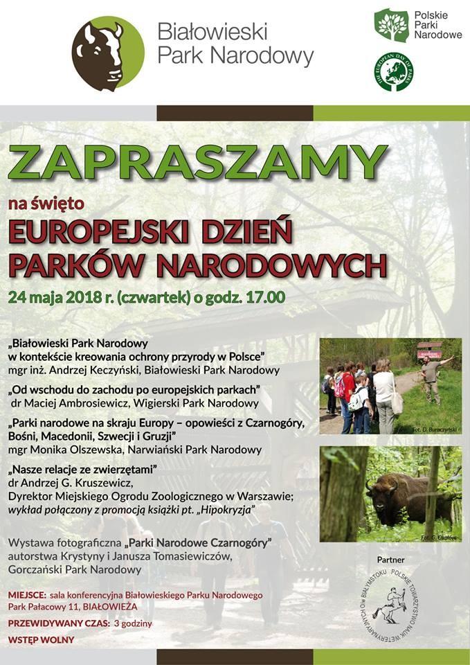 Powiat Hajnówka Białowieski Park Narodowy Zaprasza Na